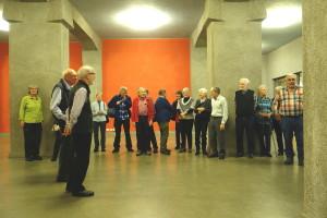 Goetheanum mit einer sehr