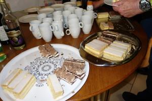 und «Café avec» vorzüglich zubereitet.