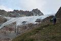 Haute Glacier de Tsa de Tsan