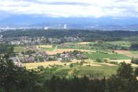 Von Basel über das Bruderholz